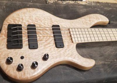 Muckelroy Bass Ensemble 5 - Front