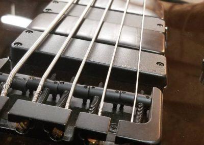 Muckelroy Bass Ensemble Custom 5 - pre-owned Ramps